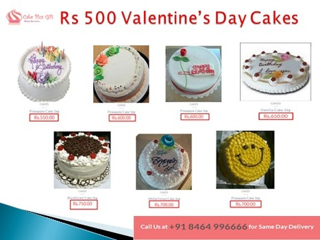 Send Birthday Cakes To Hyderabad