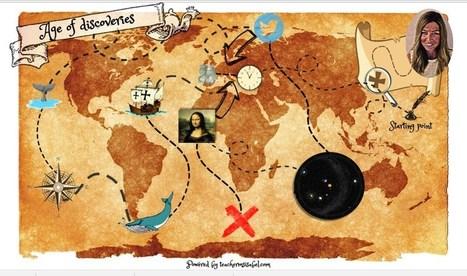 The age of discoveries. Part 1 | Enseñar Geografía e Historia en Secundaria | Scoop.it