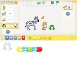 Scratch Jr : la programmation simplifiée pour les moins de 8 ans - La Souris Grise | eLearning en Belgique | Scoop.it