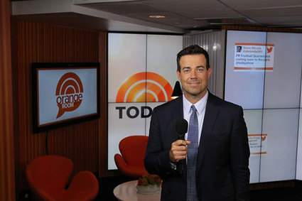 Today Show Introduces Orange Room, A New Social Media Hub | Social Media sites | Scoop.it