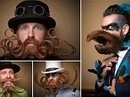 The kings of facial hair on show at international championship  | Strange days indeed... | Scoop.it