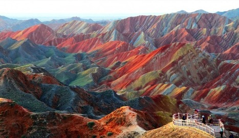 33 Surreal Places on Earth You Won't Believe Exist | PlanetNews | Scoop.it