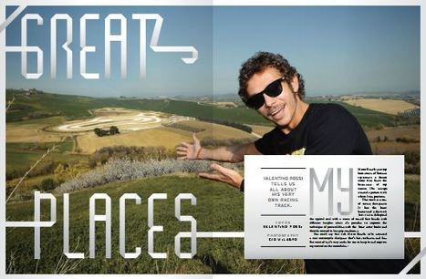 Dainese Legends Magazine | May 2012 | Ductalk Ducati News | Scoop.it