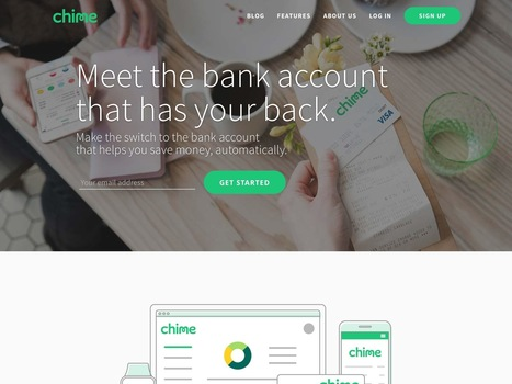Chime is another fine #startup | Designing  service | Scoop.it