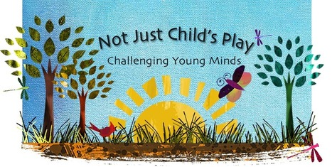 Not Just Child's Play: Challenging Young Minds: Elmer Portraits | Differentiation | Scoop.it
