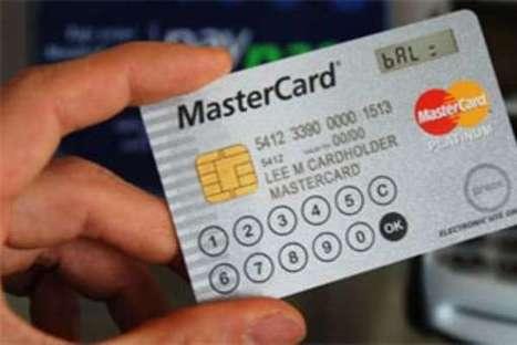 MasterCard lance la «Display Card»,une carte de crédit avec écran LCD et clavier tactile | Actinnovation.com | Innovation & Sérendipité | Scoop.it