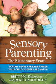 Sensory Parenting: New Book Cover! | Occupational Therapy Magazine | Scoop.it