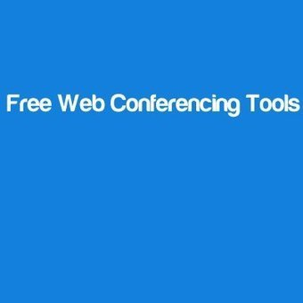 8 Free Web Conferencing Tools - eLearning Industry | Articles re. education | Scoop.it