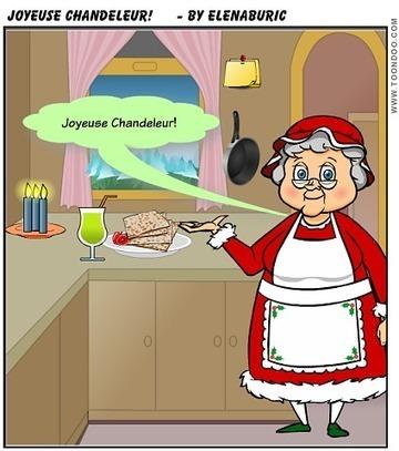 Entraînement en ligne - FLE: La Chandeleur. Histoire, traditions et ... crêpes! | Remue-méninges FLE | Scoop.it