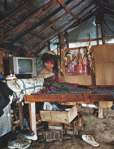 16 Children & Their Bedrooms From Around the World… | FCHS AP HUMAN GEOGRAPHY | Scoop.it