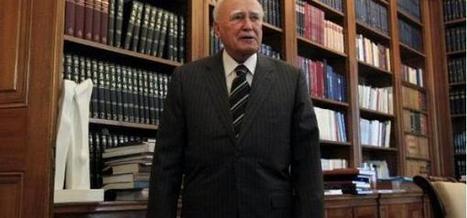 Le président grec : dernier espoir d'éviter les élections   ECONOMIE ET POLITIQUE   Scoop.it