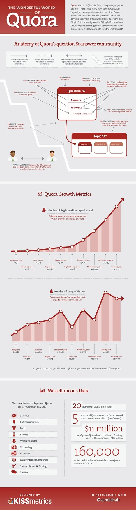 The Wonderful World Of Quora | Digital Transformation of Businesses | Scoop.it