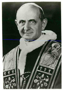 Vatican theologians OK alleged miracle attributed to Pope Paul VI | Echos des Eglises | Scoop.it
