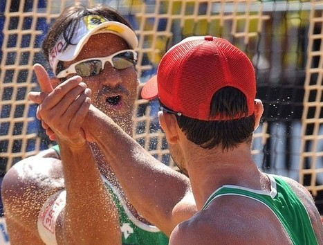Bronze precioso põe Ricardo e Cunha fortes na 'briga' com Márcio e Solberg para as Olimpíadas   esportes   Scoop.it