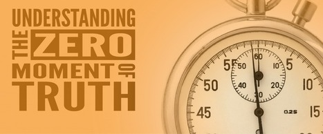 The Zero Moment of Truth: What Is It & Why Should You Care? | Marketing Automation - Pardot | Ecommerce by Ecom Expert | Scoop.it