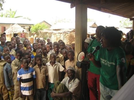 Moringa Ride – Togo: A Move to Reduce World Hunger   Miracle Moringa   Scoop.it