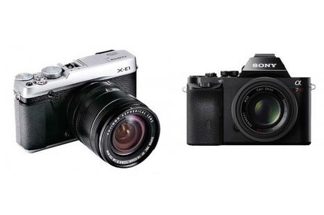 Fuji X-E1\' in Sony A7 & A7R Full Frame ILC Mirrorless Cameras | Scoop.it