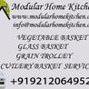 Kitchen Basket-Modular Home Kitchen