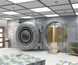 Swiss banks hike charges to store gold in their vaults 20% | MINING.com | Gold and What Moves it. | Scoop.it