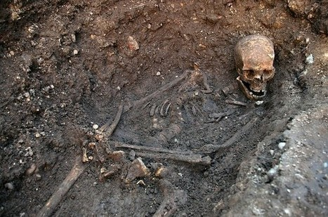 Scientists Make a Gross Discovery After Examining the Body of Richard III Found Under a Parking Lot | TheBlaze.com | History 101 | Scoop.it