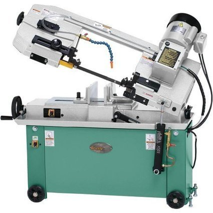 Grizzly G4030 Metal-Cutting Bandsaw, 6 5 x 9 5-
