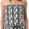 Be Trendy this Summer in ENAH's Monochrome Graphic Rompers