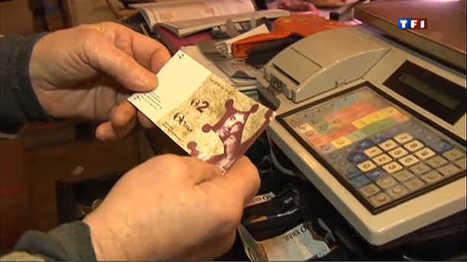 A Pézenas, on paie en occitan, une monnaie locale unique - Vidéo replay du journal televise : Le journal de 13h - TF1 | Monnaies En Débat | Scoop.it