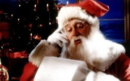 Christmas Wish List / Open Letter to Santa | OccupyGR | Scoop.it