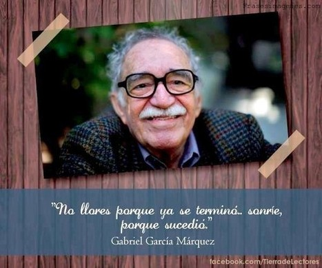 Anon Público: REGALO: Gabriel García Márquez, 10 de sus mejores libros en PDF para descargar | Arte y Cultura en circulación | Scoop.it