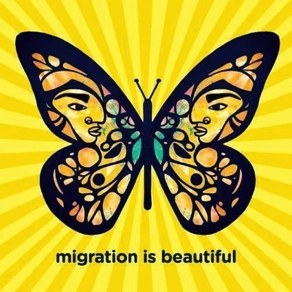 'Migration Is Beautiful' Artist Favianna Rodriguez Talks Immigrant Rights and Art's | Community Village Daily | Scoop.it