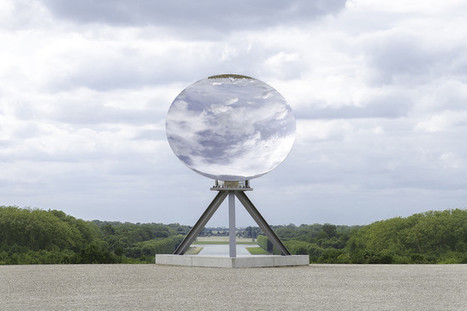 Anish Kapoor: Sky Mirror | Arts & Creators - Des Arts et des Créateurs | Scoop.it