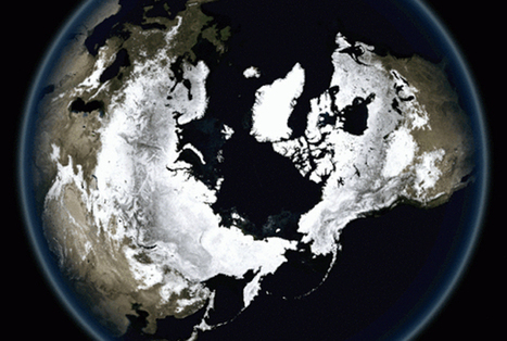 Wanna See the Earth Breathe for Real? Watch This Stunning GIF | Environment | Scoop.it