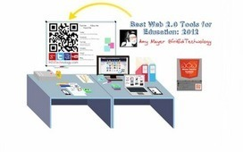 Fried Technology: Best of the Web 2.0 Tools for Education 2013 | Blended Teaching | Scoop.it