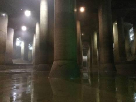 Underground Saitama: Exploring Japan's Giant Drain   Modern Ruins   Scoop.it