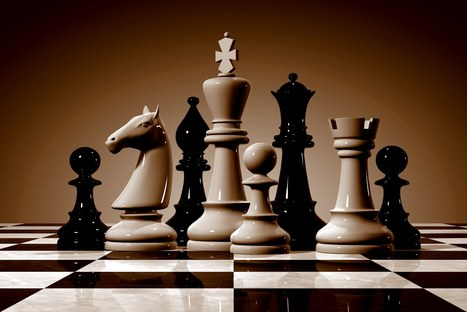 Chess Problems Books | Abstract Board Games | Scoop.it