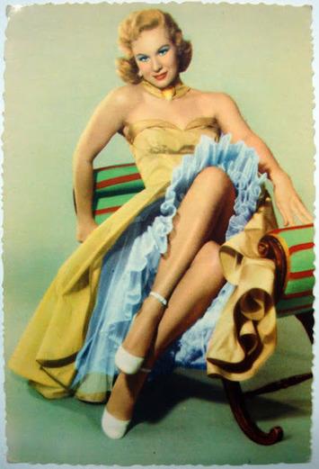 Happy Birthday, Virginia Mayo | Sex History | Scoop.it