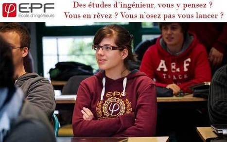 Prepa STI2D | EPF Ecole d'ingénieurs | My STI2D Orientation | Scoop.it
