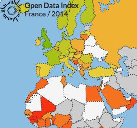 Ouverture des données publiques : gros progrès de la France, désormais à la 3ème place mondiale | Opendata et collectivités territoriales | Scoop.it