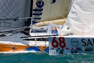 ScanVoile: Class 40 / J-1 pour les duos des Sables - Horta - les Sables | Class40 : l'actu course au large | Scoop.it