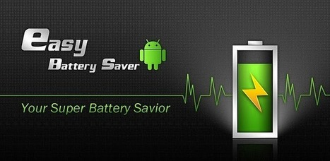 Easy Battery Saver+Task Killer - GoogleApps sur l'AndroidMarket | Android Apps | Scoop.it