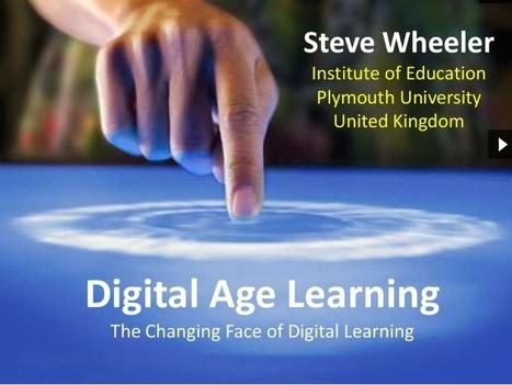Learning with 'e's: Richly social and intensely personal | Diseñando la educación del futuro | Scoop.it