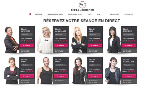 SerialCoachers.com : Premier site de coaching exclusivement sur ... - 24presse.com   coaching professionnel   Scoop.it