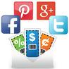 Prestashop Module Facebook, Twitter, Google, Pinterest Fan Coupons