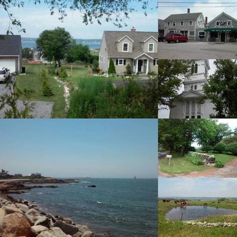 Little Compton | Rhode Island Geography Education Alliance | Scoop.it
