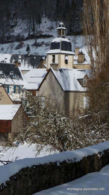 Notre-Dame de Gouaux vêtue de blanc | Vallée d'Aure - Pyrénées | Scoop.it
