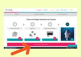 Cómo Crear una Imagen Interactiva con Genial.ly | Las TIC en el aula de ELE | Scoop.it