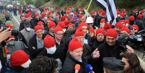 Écotaxe: itinéraire de la récupération des bonnets rouges   E reputation et réseaux sociaux   Scoop.it