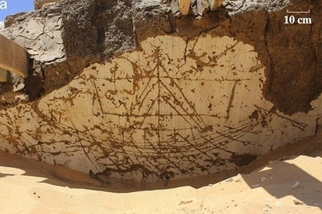 3,800-Year-Old 'Tableau' of Egyptian Boats Discovered | Egiptología | Scoop.it