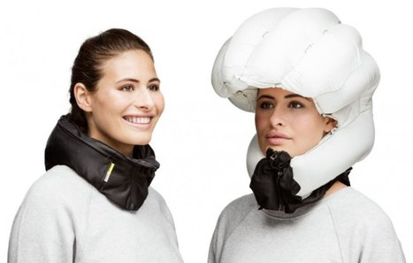 Can Airbag Helmets Increase Bike Safety? | Bicycle Safety and Accident Claims in CA | Scoop.it