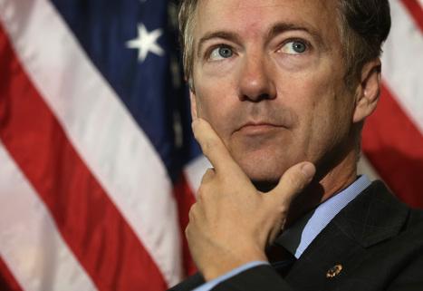 Rand Paul Fights Imaginary Doughnut Ban   Upsetment   Scoop.it